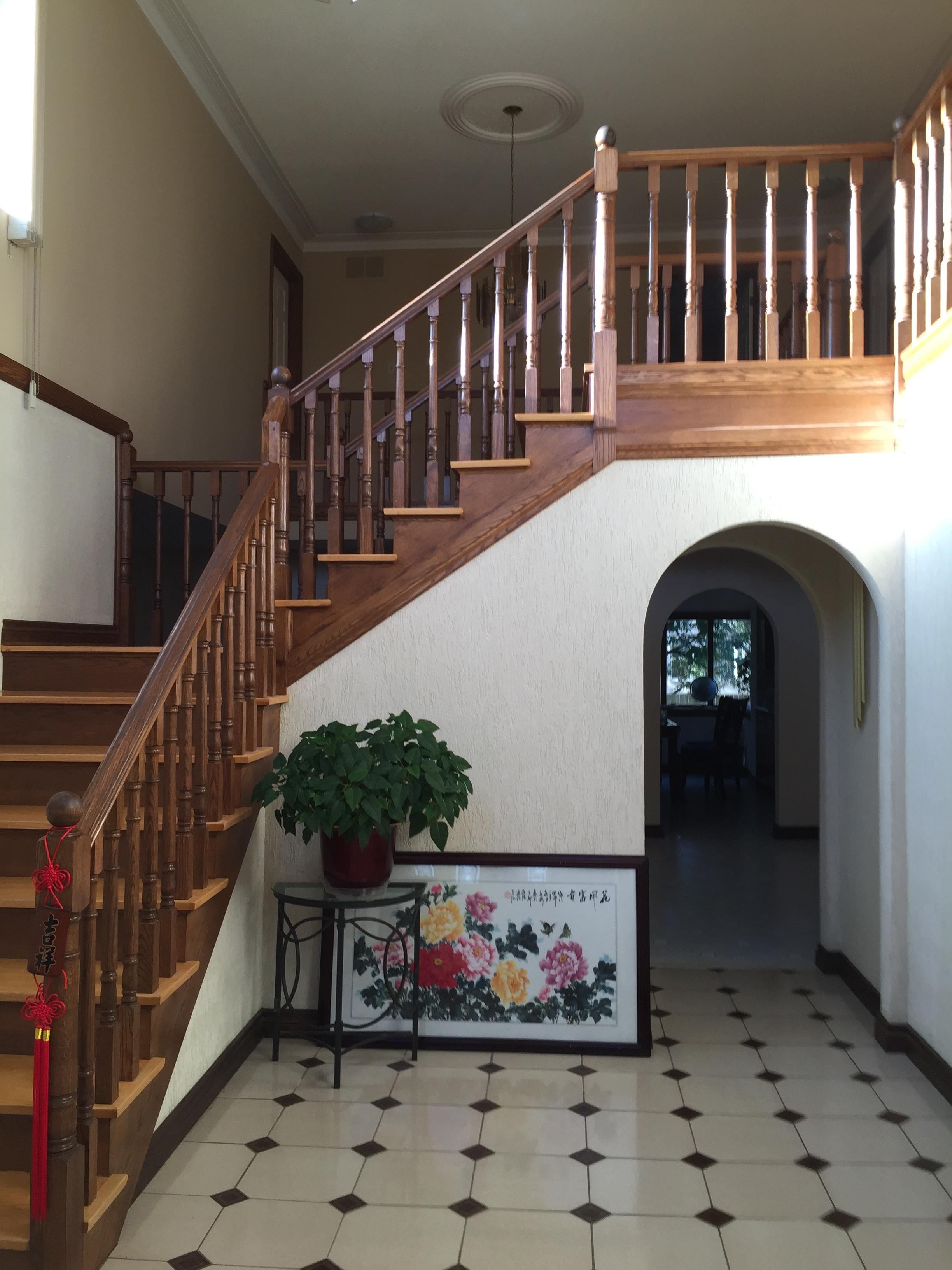 小餐馆楼梯装修效果图